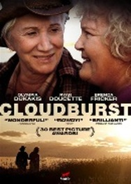 Cloudburst, (DVD) PAL/REGION 2 // BY THOM FITZGERALD / W/ OLYMPIA DUKAKIS MOVIE, DVD