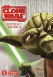 Star wars clone wars - Seizoen 2, (DVD) ANIMATION, DVDNL