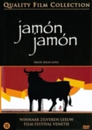 Jamon jamon, (DVD) PAL/REGION 2 // W/ PENELOPE CRUZ, JAVIER BARDEM MOVIE, DVDNL