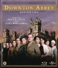 Downton Abbey - Seizoen 2, (Blu-Ray) BILINGUAL /CAST: HUGH BONNEVILLE, MAGGIE SMITH TV SERIES, Blu-Ray