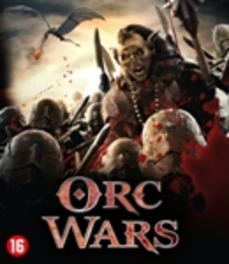 Orc wars, (Blu-Ray) CAST: RUSTY JOINER, MASIELA LUSHA, WESLEY JOHN MOVIE, BLURAY