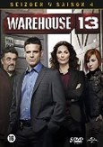 Warehouse 13 - Seizoen 4,...