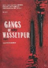 Gangs of wasseypur, (DVD) PAL/REGION 2 // BY ANURAG KASHYAP MOVIE, DVDNL