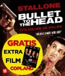 Bullet to the head + gratis Copland Blu-Ray, (Blu-Ray) ALL REGIONS-INCL. COPLAND // W/ SILVESTER STALLONE MOVIE, Blu-Ray