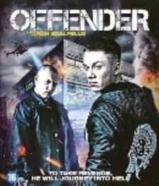 Offender, (Blu-Ray) ALL REGIONS // W/ JOE COLE, ENGLISH FRANK MOVIE, BLURAY