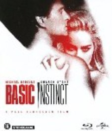 Basic instinct, (Blu-Ray) BILINGUAL // W/ SHARON STONE MOVIE, BLURAY