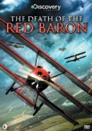 Death of the red baron, (DVD) LEGENDARY WW1 FIGHTER PILOT DOCUMENTARY, DVD