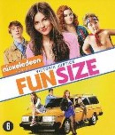 Fun size, (Blu-Ray) BILINGUAL // W/ VICTORIA JUSTICE, CHELSEA HANDLER MOVIE, Blu-Ray