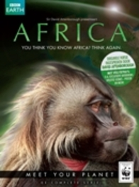 BBC earth - Africa, (DVD) ALL REGIONS // NARRATED BY DAVID ATTENBOROUGH TV SERIES/BBC EARTH, DVDNL