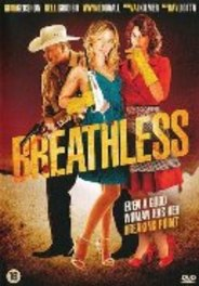 BREATHLESS (2012) PAL/REGION 2 // W/ VAL KILMER, RAY LIOTTA, GINA GERSHON MOVIE, DVD