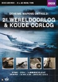 Geheime wapens onthuld - Tweede wereldoorlog & koude oorlog, (DVD) WO2 & KOUDE OORLOG // 6 EPISODES // PAL/REGION 2 DOCUMENTARY, DVDNL