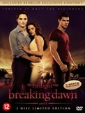 Twilight saga - Breaking...