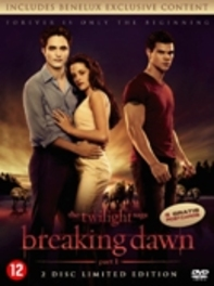 Twilight saga - Breaking dawn part 1, (DVD) .. DAWN // W/KRITSTEN STEWART/ROBERT PATTINSON Limited Edition DVD, MOVIE, DVD