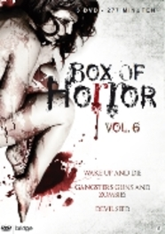 Box Of Horror - Volume 6