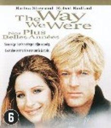 WAY WE WERE BILINGUAL // W/ BARBARA STREISAND, ROBERT REDFORD MOVIE, Blu-Ray
