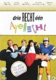 Drie recht een averecht, (DVD) W/ SJOERD PLEIJSIER, JOHNNY KRAAIKAMP JR., GERARD COX TV SERIES, DVDNL