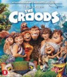 Croods, (Blu-Ray) BILINGUAL /CAST: NICOLAS CAGE,RYAN REYNOLDS ANIMATION, BLURAY
