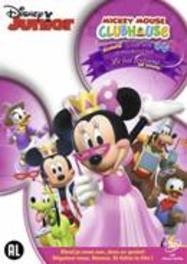 Mickey Mouse clubhouse - Minnie geeft een gemaskerd bal, (DVD) PAL/REGION 2-BILINGUAL MICKEY MOUSE CLUBHOUSE, DVDNL