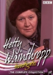 Hetty Wainthropp - Seizoen 1-4, (DVD) CAST: PATRICIA ROUTLEDGE, DOMINIC MONAGHAN Cook, David, DVDNL