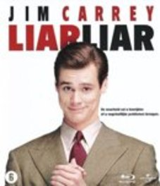 Liar liar, (Blu-Ray) BILINGUAL // W/ JIM CARREY MOVIE, BLURAY