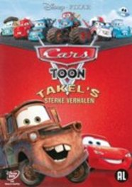 Cars toon - Takel's sterke verhalen, (DVD) PAL/REGION 2 ANIMATION, DVDNL