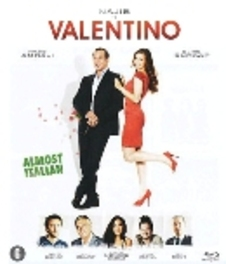 Valentino, (Blu-Ray) W/ NAJIB AMHALI, ELISE SCHAAP MOVIE, BLURAY