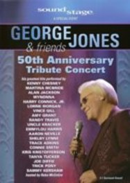 50 YEARS OF HITS -2DVD- BONUS INTERVIEWS DVD, GEORGE JONES, DVD