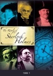 The Rivals of Sherlock Holmes - Deel 3 (3DVD)