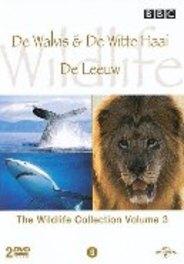 BBC wildlife special 3, (DVD) PAL/REGION 2 // WALVIS/WITTE HAAI/LEEUW DOCUMENTARY, DVDNL