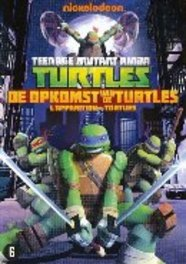 Teenage mutant ninja turtles - De opkomst van de turtles, (DVD) PAL/REGION 2-BILINGUAL ANIMATION, DVDNL