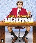 Anchorman, (Blu-Ray)