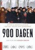 900 dagen, (DVD)