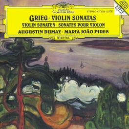 VIOLIN SONATAS W/AUGUSTIN DUMAY, MARIA JOAO PIRES Audio CD, E. GRIEG, CD