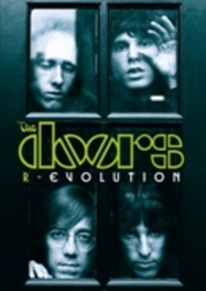 Doors - R-Evolution - Special Edition, (DVD) + 40 PAGE BOOK/NTSC/ALL REGIONS The Doors, DVDNL