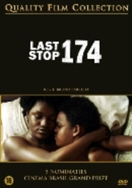 Last stop 174, (DVD) PAL/REGION 2 /FROM THE WRITER OF 'CITY OF GOD' MOVIE, DVDNL