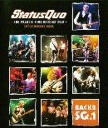 LIVE AT WEMBLEY -BR+CD- BLU RAY + CD //  LIVE 2013 STATUS QUO, Blu-Ray