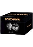 Clint Eastwood - 35 films 35 jaar, (DVD) .. AT WARNER BROS. // 35 FILMS IN A BOX // PAL/REGION 2