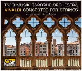 CONCERTOS FOR STRINGS TAFELMUSIK BAROQUE ORCHESTRA/ANNER BYLSMA A. VIVALDI, CD