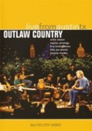 Outlaw Country - Live from Austin Texas, (DVD) FT. WILLIE NELSON/KRIS KRISTOFFERSON/WAYLON JENNINGS/AO V/A, DVDNL