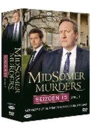 Midsomer Murders - Seizoen 15, deel 1 (3DVD)