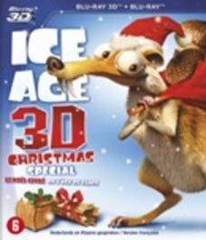 Ice age - Christmas special (2D + 3D), (Blu-Ray) BILINGUAL ANIMATION, Blu-Ray