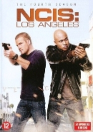 NCIS LOS ANGELES S.4 PAL/REGION 2 TV SERIES, DVDNL