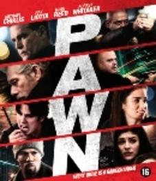 Pawn, (Blu-Ray) ALL REGIONS // W/ RAY LIOTTA, FOREST WHITAKER MOVIE, BLURAY