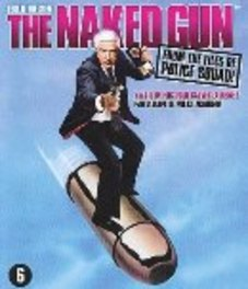 Naked gun, (Blu-Ray) BILINGUAL // W/ LESLIE NIELSEN, PRISCILLA PRESLEY MOVIE, BLURAY
