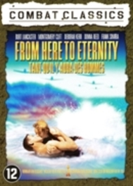 From here to eternity, (DVD) BILINGUAL /CAST: BURT LANCASTER, MONTGOMERY CLIFT Jones, James, DVD