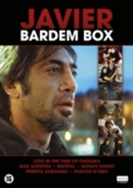 Javier Bardem box, (DVD) PAL/REGION 2 // 6 MOVIES MOVIE, DVDNL