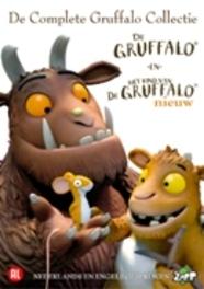 Gruffalo/Het kind van de Gruffalo, (DVD) DE GRUFFALO + HET KIND VAN DE GRUFFALO ANIMATION, DVDNL