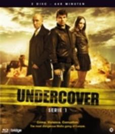 Undercover - Seizoen 1, (Blu-Ray) W/ VLADIMIR PENEV, ALEXANDER SANO TV SERIES, BLURAY