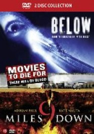 Below/9 miles down, (DVD) PAL/REGION 2 MOVIE, DVDNL