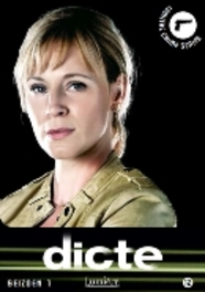 Dicte - Seizoen 1, (DVD) CAST: IBEN HJEJLE, LARS BRYGMANN Egholm, Elsebeth, DVDNL